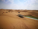 水稍子生态旅游区