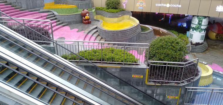 吾悦广场旅游景点图片