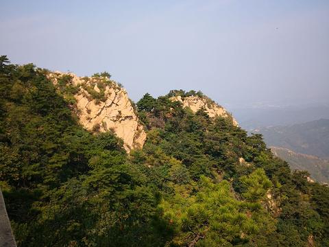 挂月峰旅游景点图片