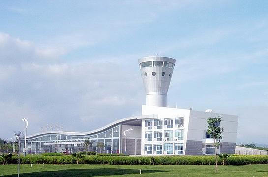 冠豸山机场旅游景点图片