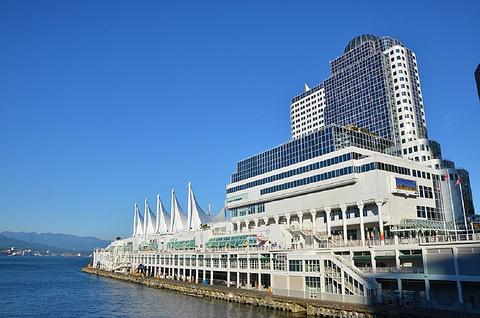 温哥华会议中心的图片