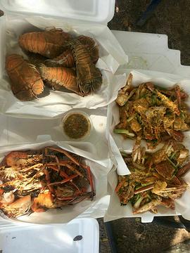 芭提雅海鲜市场