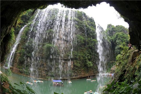 水帘洞石窟群旅游景点图片
