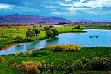 延边白河自然保护区