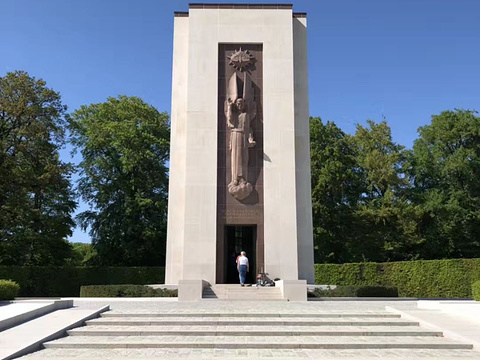 美国军事墓地和纪念碑旅游景点图片