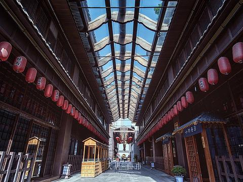 大唐西市旅游景点图片