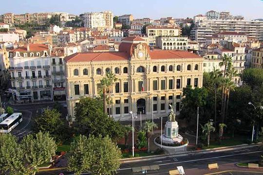 戛纳市政厅旅游景点图片