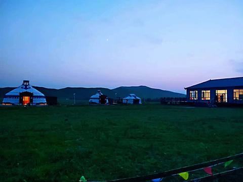 蓝斑人私人牧场旅游景点图片