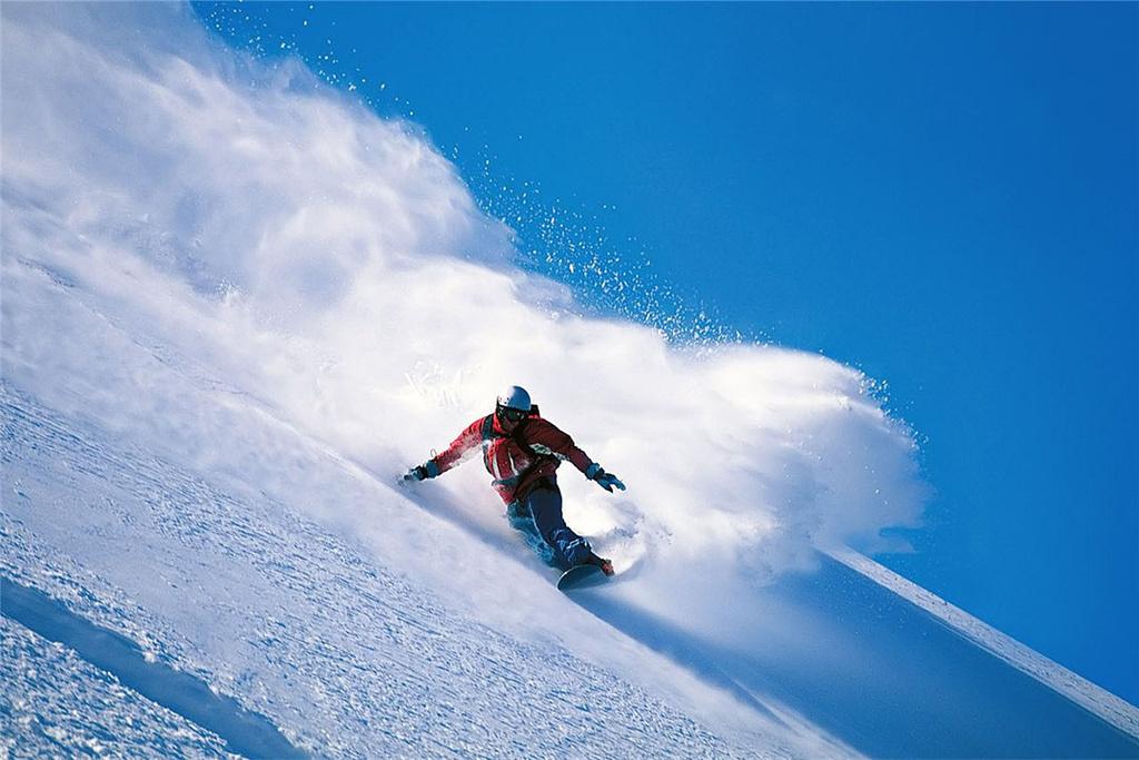 亚布力滑雪旅游度假区@谢大元雪莉蟹