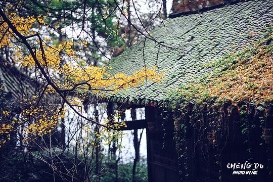 灵岩山旅游景点图片