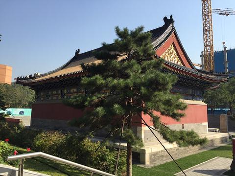 都城隍庙大殿旅游景点图片