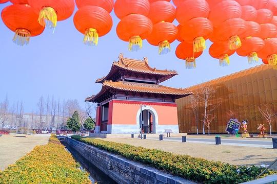 金陵大报恩寺塔-江南首寺旅游景点图片