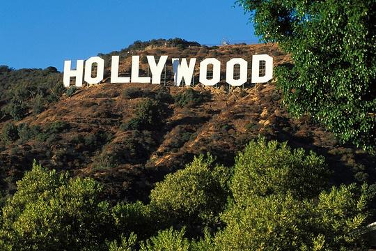 好莱坞标志旅游景点图片