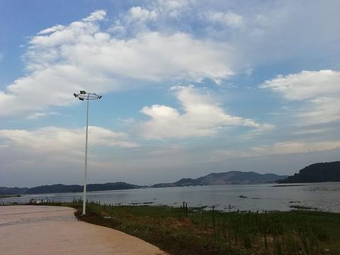 仙人坝水库旅游景点图片