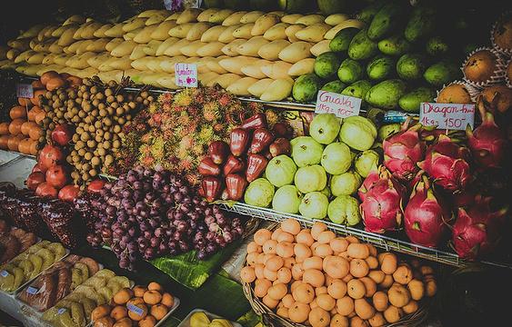 班赞生鲜市场旅游景点图片
