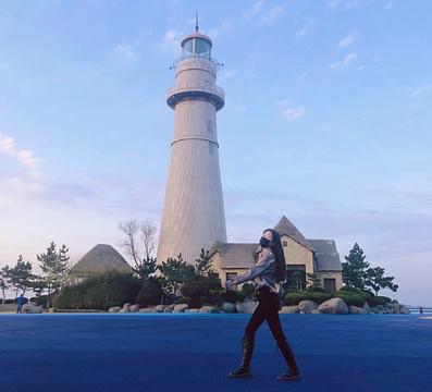 悦海公园灯塔