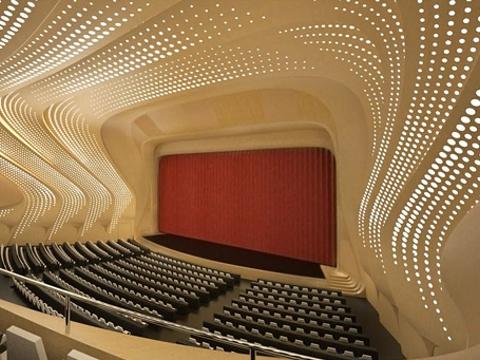 南京保利大剧院旅游景点图片