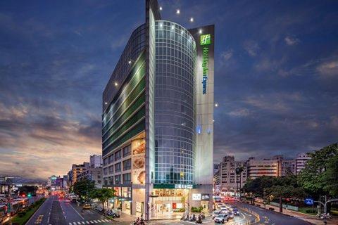 台中公园智选假日饭店(Holiday Inn Express Taichung Park)