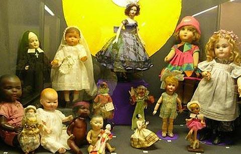 巴黎玩偶博物馆