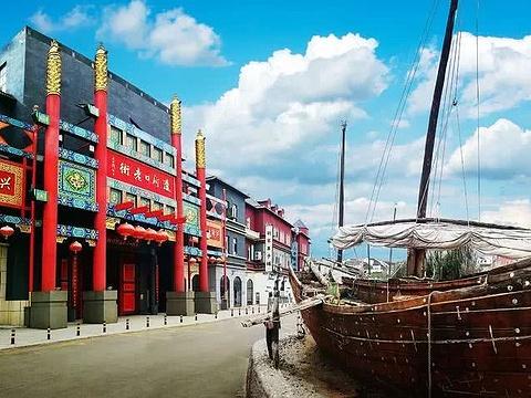 盘锦老街旅游景点图片