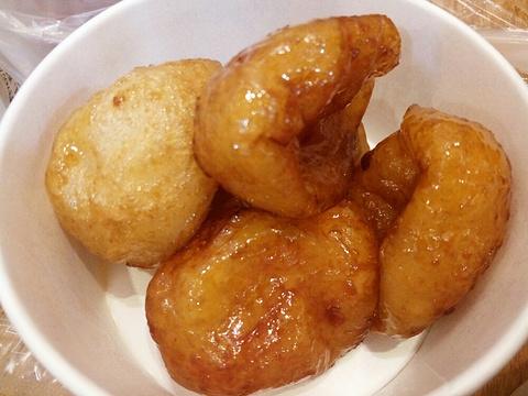 李公庙糖油粑粑的图片
