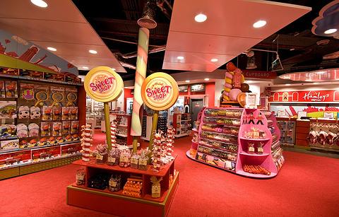 哈姆雷斯玩具店