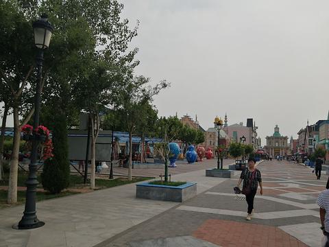 俄罗斯文化创意风情街旅游景点图片