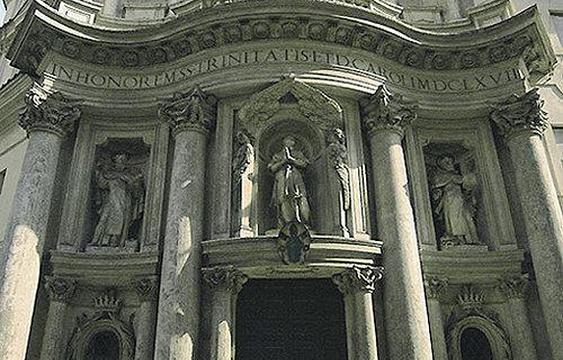 四泉圣嘉禄堂旅游景点图片