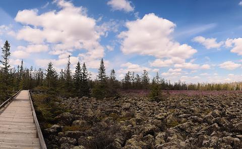 红星火山地质公园
