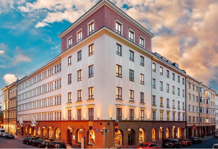 赫尔辛基亚历山大丽笙酒店
