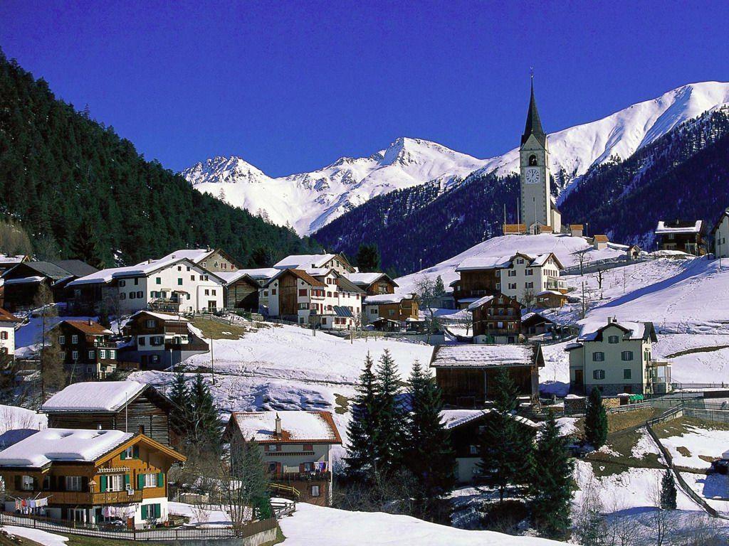 纯净瑞士冰雪奇缘9日深度旅行