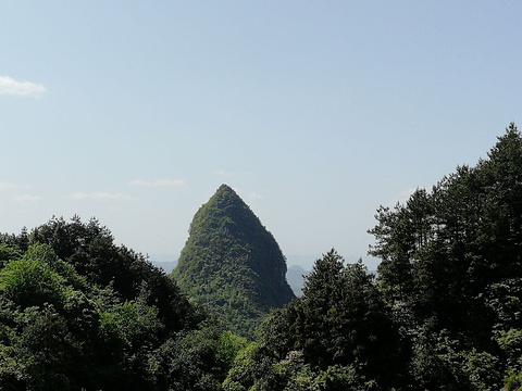 尖岩山的图片