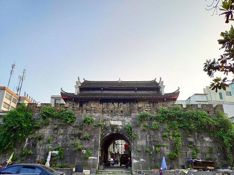 富川古明城旅游景点图片