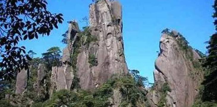 金猴峰旅游景点图片