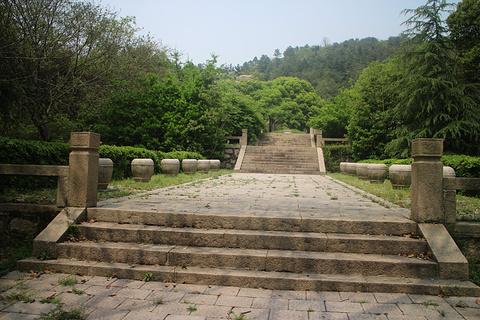 韩世忠墓的图片