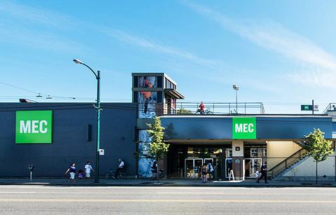 MEC(温哥华店)
