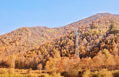 翠云山景区的图片