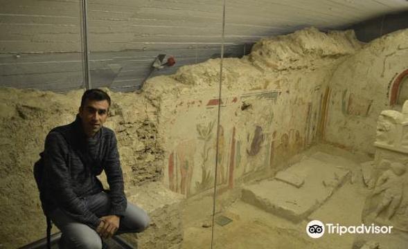 佩奇的早期基督教陵墓旅游景点图片