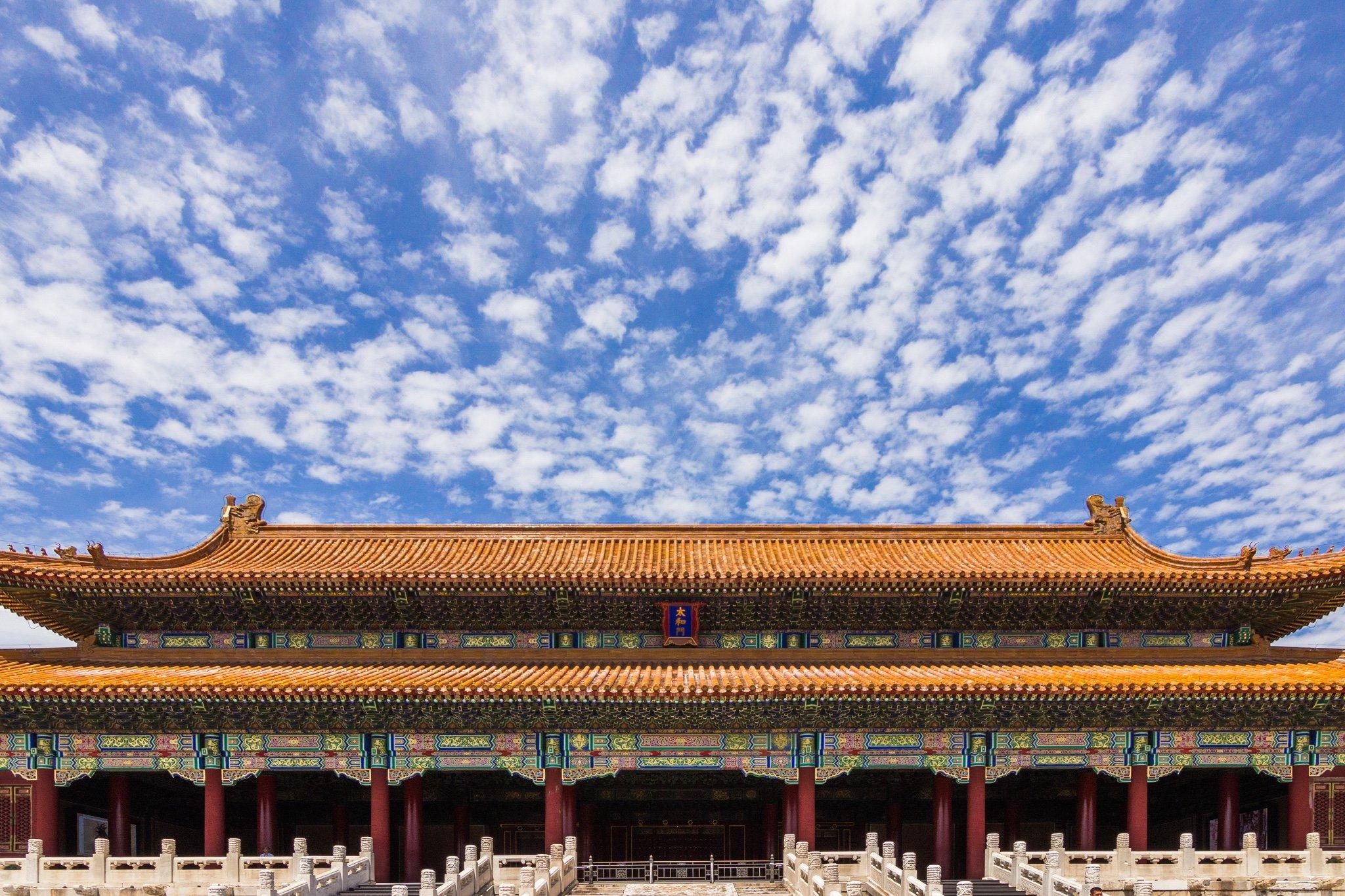 6天玩转北京城,经典景点任意游