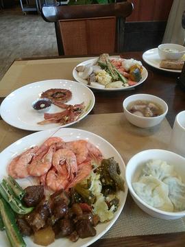 那香海温泉中心自助餐