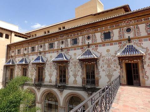 Palau Ducal dels Borja Gandia旅游景点图片