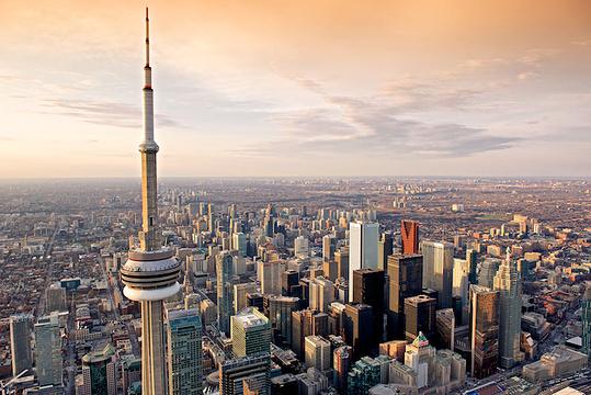 多伦多金融区旅游景点图片