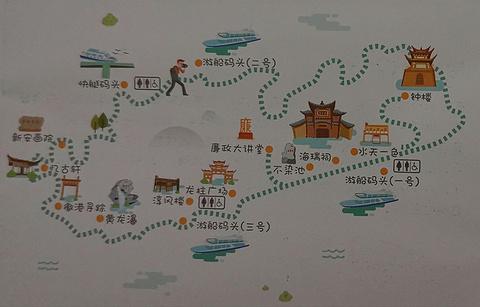 龙山岛的图片