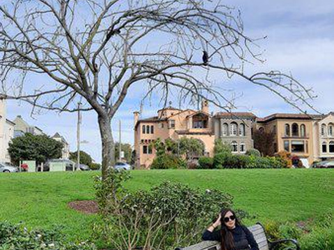 旧金山艺术宫旅游景点图片