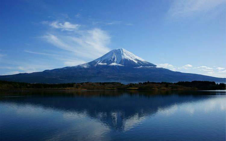 寻找富士山绝佳拍摄地