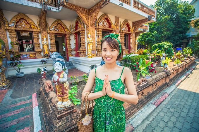 清迈-曼谷经典6日线路