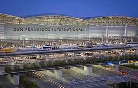 旧金山国际机场的图片