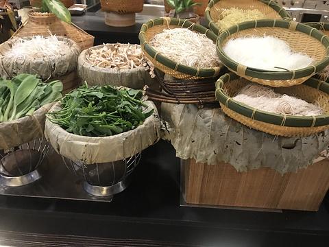 香格里拉台北远东国际大饭店·Café自助餐厅旅游景点图片