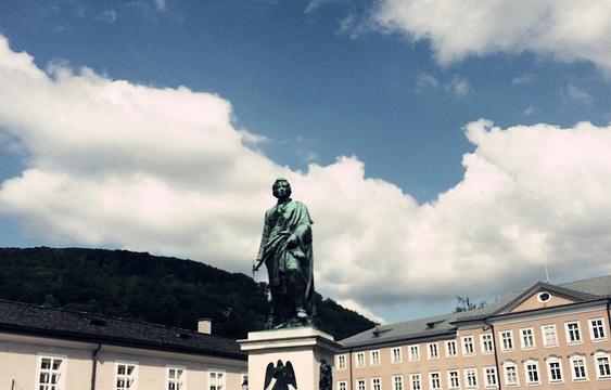 莫扎特广场旅游景点图片