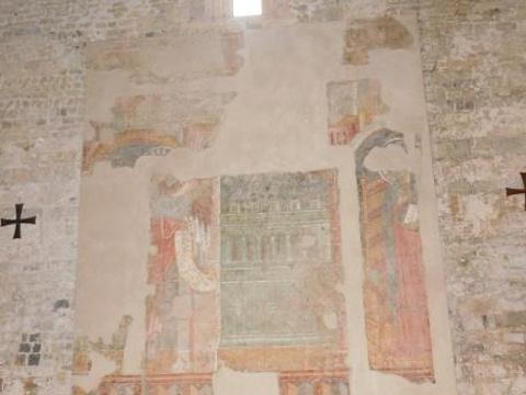Basilica romanica di San Piero a Grado旅游景点图片